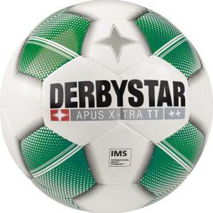 Derbystar Voetbal Apus X-Tra TT Wit/Groen