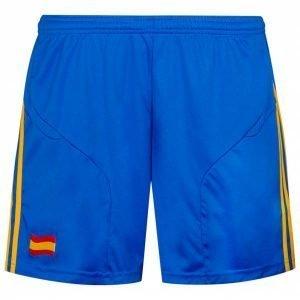 Spanje adidas Campeon Dames Voetbal Shorts U38303