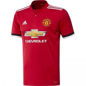 Adidas Manchester United Home Replica Jersey 17/18 Heren