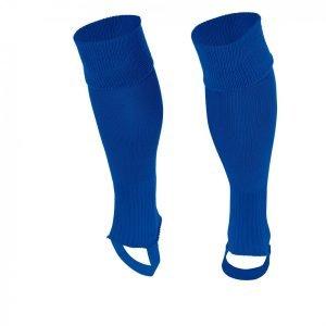 Stanno Uni Footless Sock Blauw