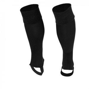 Stanno Uni Footless Sock Zwart