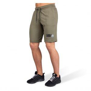 Bodybuilding Short Mannen Groen - Gorilla Wear San Antonio
