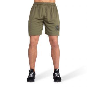 Bodybuilding shorts Groen - Gorilla Wear Forbes
