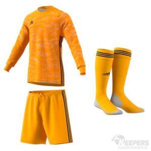 Adidas Pro Keeperstenue Geel