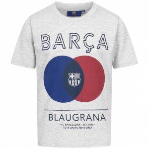 FC Barcelona Blaugrana Jongens T-shirt FCB-3-379