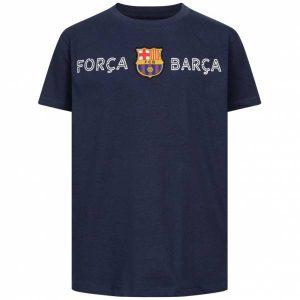 FC Barcelona Forca Barca Kinderen T-shirt FCB-3-343C