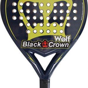 Black Crown Wolf 2020 - Padel Racket